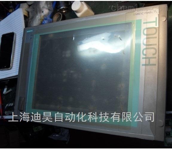 西门子数控机床系统屏幕无显示维修