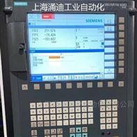 西门子828D全部面板上按键失灵维修