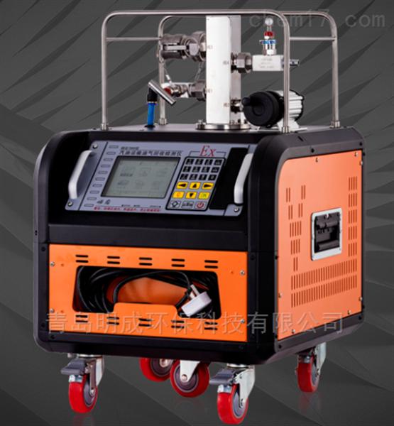 汽油运输油气回收系统的验收检验设备