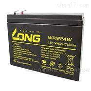 广隆蓄电池WP1224W参数报价