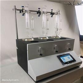 QYSO2-3实验室二氧化硫蒸馏装置