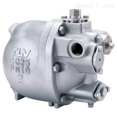 日本tlv带有内置空调泵功能的疏水阀