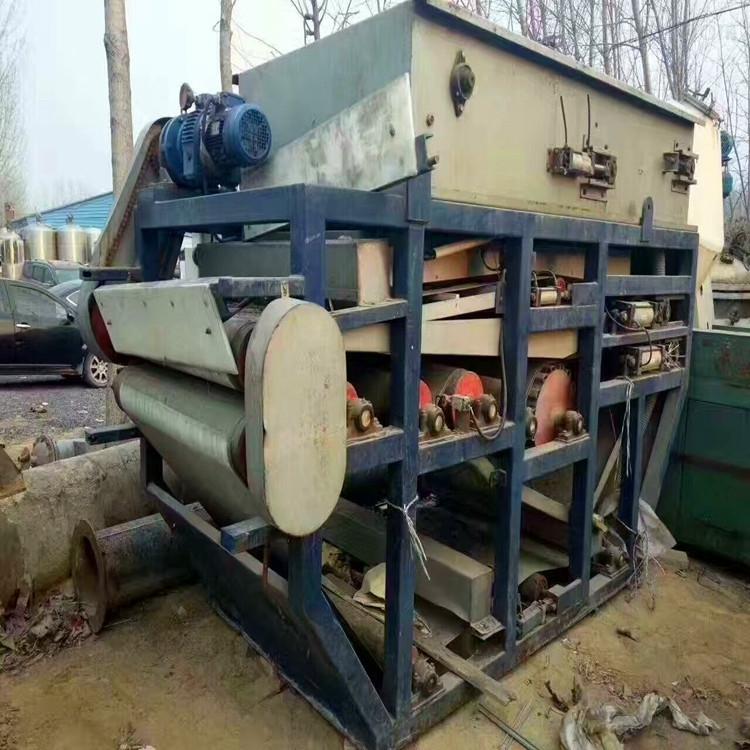 厂家供应二手污泥废水脱水压滤机