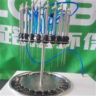 青岛路博LB-W-24型多功能圆形水浴氮吹仪