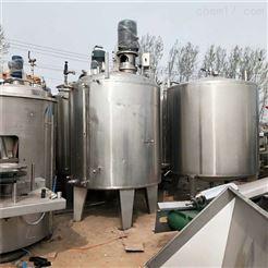 厂家直销二手4吨 保温搅拌罐 厂家直销