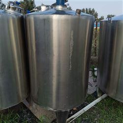 化工医药二手10吨不锈钢搅拌罐