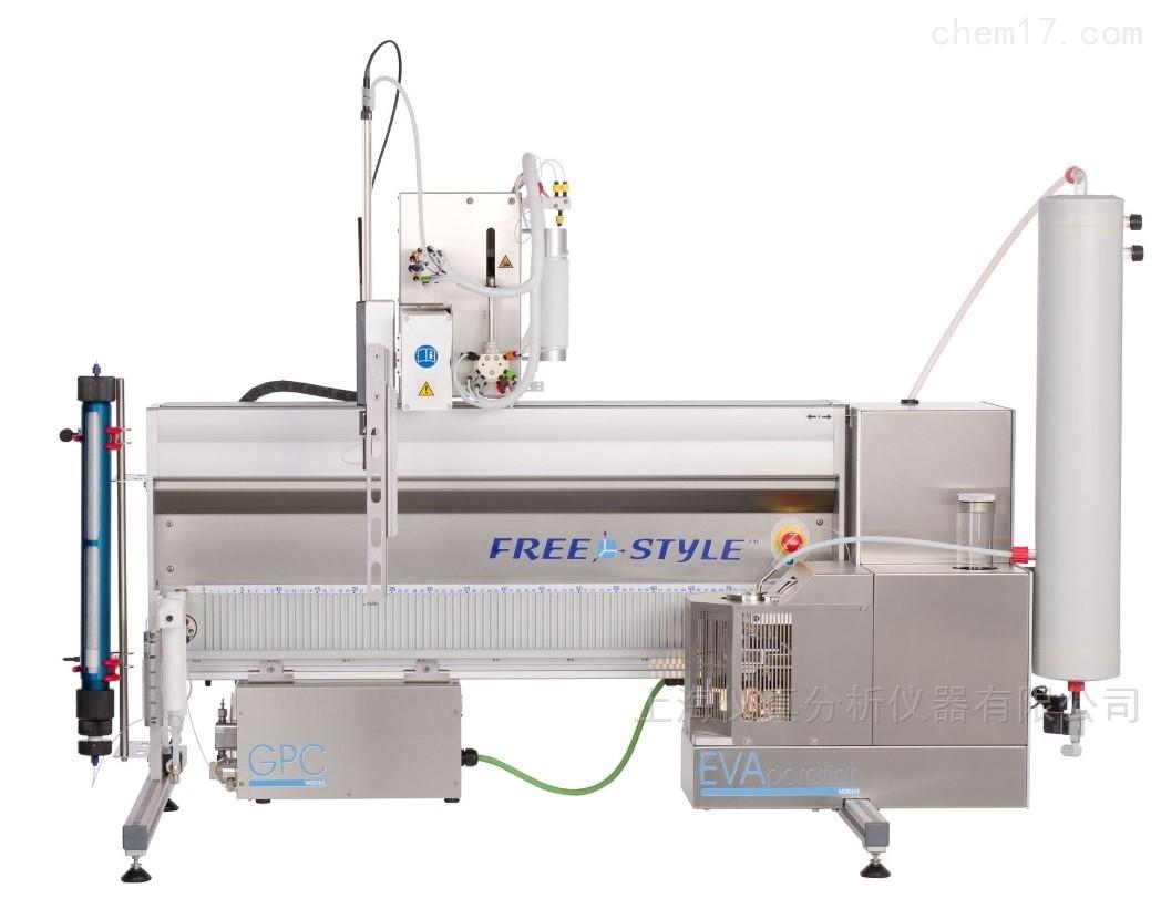 LCTech FREESTYLE GPC 全自动凝胶净化系统