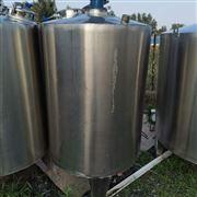 二手2吨 导热油加热搅拌罐