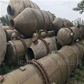 现货出售30吨蒸发量钛材蒸发器
