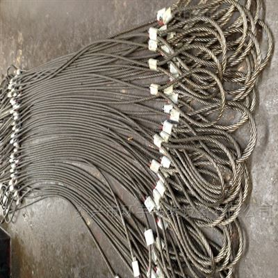 按需求压制钢丝绳索具