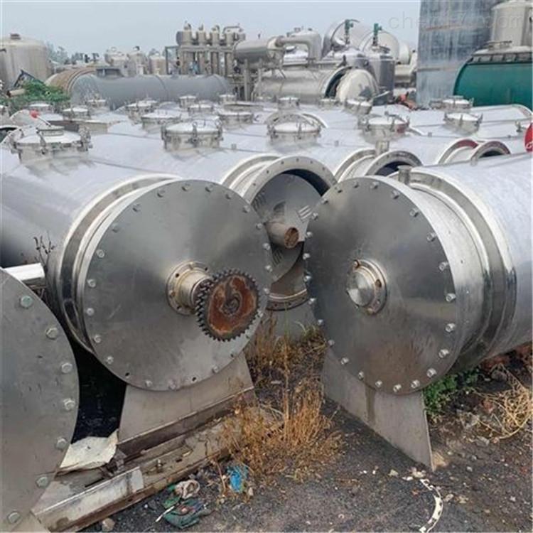长期回收二手连续式管道逆流提取机
