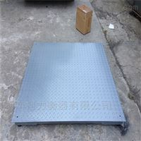 SCS6吨小地磅秤