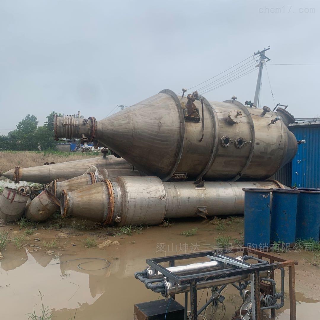 二手全钛材质4吨MVR蒸发器