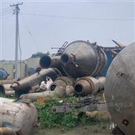 转让二手全钛材质6吨MVR蒸发器