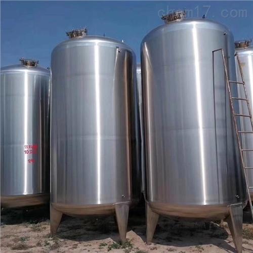 二手卫生级不锈钢罐回收报价