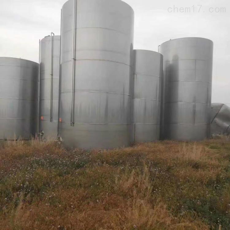 厂家定做50立方不锈钢储罐