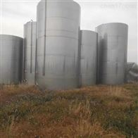 加工定做 二手316材质不锈钢储存罐