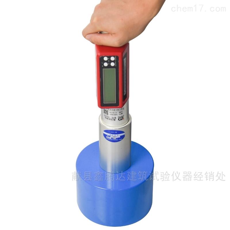 回弹仪测定率钢钻