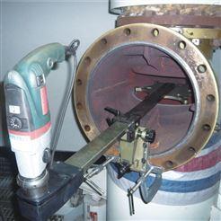 BHM闸板阀研磨机具