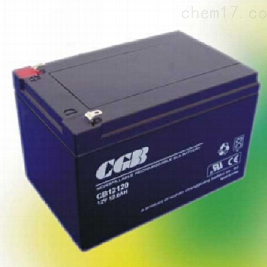 CGB长光蓄电池CB12120原装