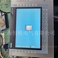 TP1200立等可取西门子触摸屏TP1200进不了系统界面维修方法