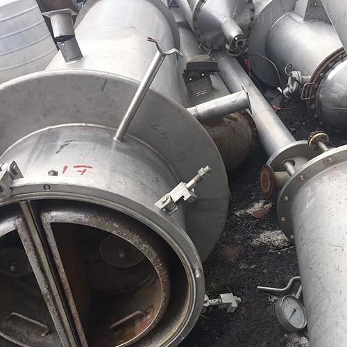闲置二手三效蒸发器价格质量