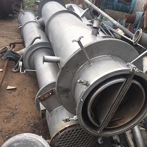 二手316不锈钢多效蒸发器欢迎订购