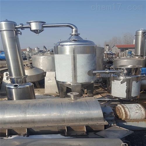 二手三效蒸发器多种型号