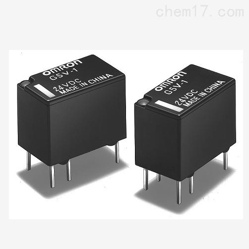 日本欧姆龙OMRON小型继电器