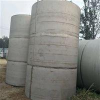 出售二手50立方的304不锈钢储水罐