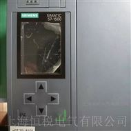 CPU1500当天修好西门子CPU1500控制器启动面板不亮解决方法