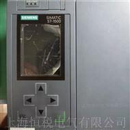 S7-1500授权维修西门子S7-1500CPU通电屏幕无显示维修技巧