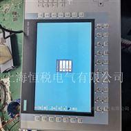 SIEMENS上门维修西门子操作面板上电白屏故障维修解决方法