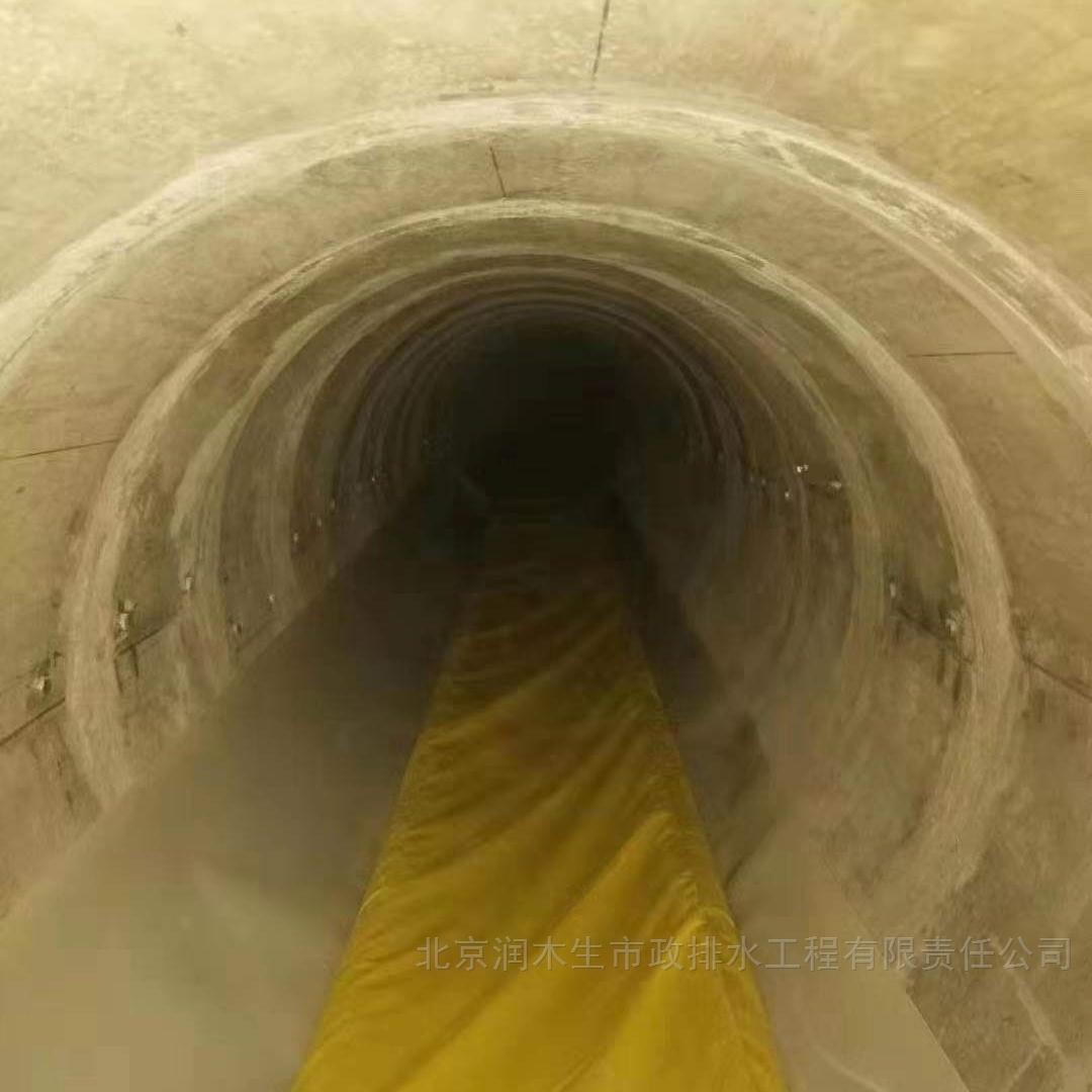 管道非开挖置换修复 管道检测清淤怎么收费