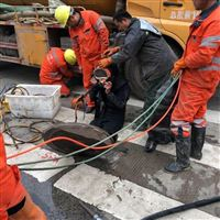 非开挖内衬修复排除方法