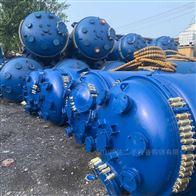 厂家库存二手全新5吨搪瓷反应釜