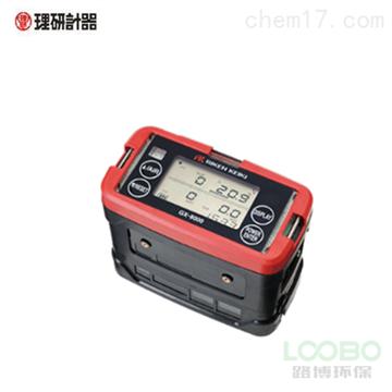 GX-8000日本理研五合一气体检测仪PPM