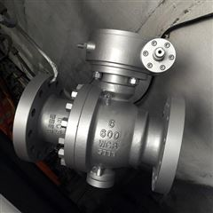 Q347F-600LB-150美标固定式球阀