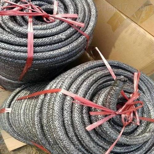 厂家 生产  高温镍丝石墨盘根