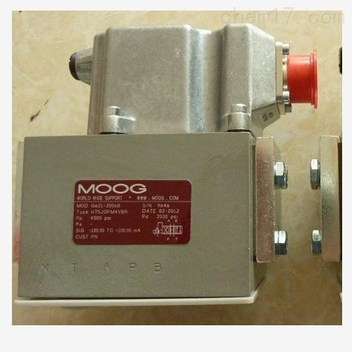德国牧格MOOG伺服电机