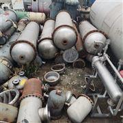 二手钛质列管冷凝器回收 低价转让