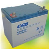 12V300WCGB长光蓄电池HR12300W原装