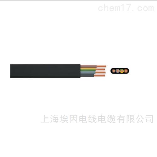 欧标多芯扁电缆阻燃性能优越PVC护套