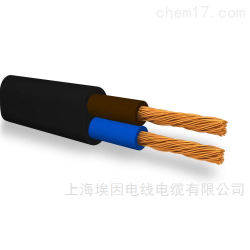 欧标多芯电源线工业扁电缆
