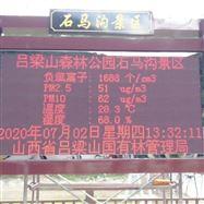 JYB-FY廣東生態園環境質量在線監測報告