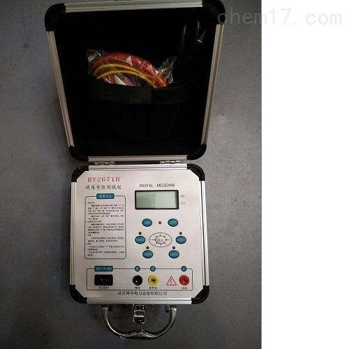 承装修试绝缘电阻测试仪供应