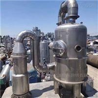 多台出售全套二手单效浓缩蒸发器