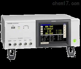 日本日置化学阻抗分析仪 IM3590 SMD测试夹具IM9201