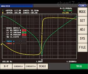 IM9000日本日置HIOKI IM9000等效回路分析软件