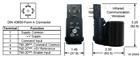 SUN線圈帶嵌入式 比例 IR 放大器,7902B24V